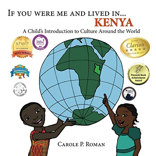 9781481979917: If You Were Me and Lived in ...Kenya: A Child's Introduction to Cultures around the World (Volume 5)