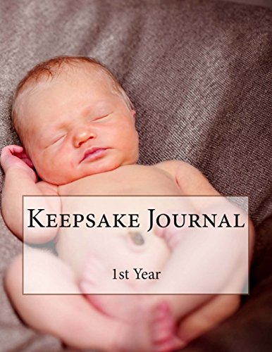 9781481982054: Keepsake Journal 1st Year