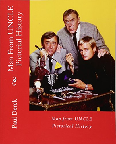 9781481987257: Man From UNCLE Pictorial History