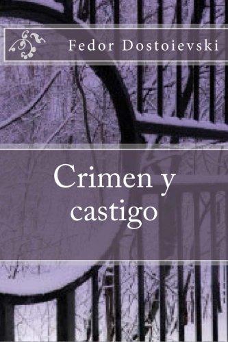9781481998376: Crimen y castigo (Spanish Edition)