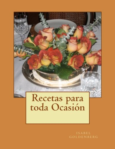 9781482001938: Recetas para toda Ocasion