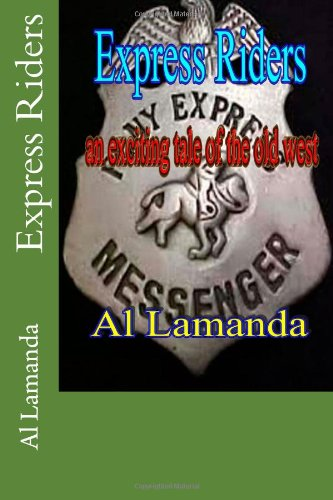 9781482007718: Express Riders