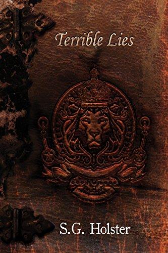 9781482014129: Terrible Lies (Thirty Seconds To Die Series, Book 2)