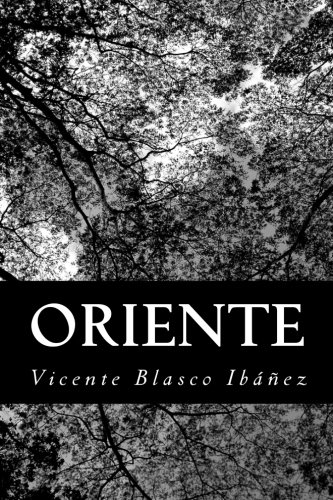 9781482026658: Oriente (Spanish Edition)
