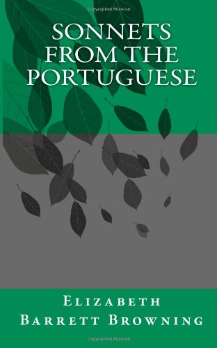 9781482028256: Sonnets from the Portuguese