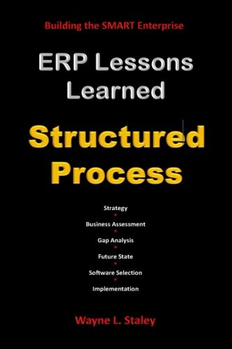 9781482035551: ERP Lessons Learned - Structured Process