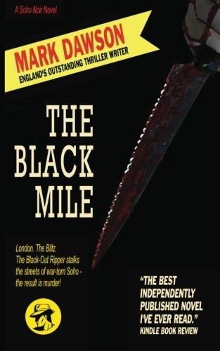 9781482051346: The Black Mile