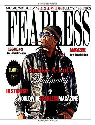 9781482054767: Worldwide Fearless Magazine Issue#3 (Worldiwde Fearless Magazine)