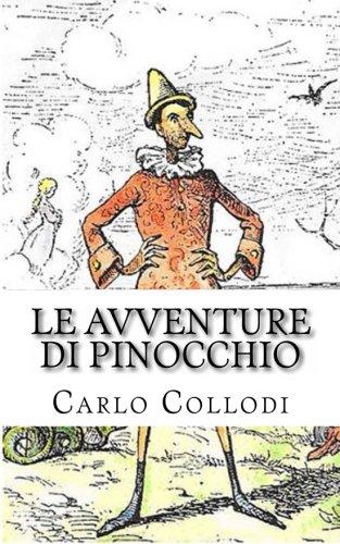 9781482055191: Le Avventure di Pinocchio (Italian Edition)