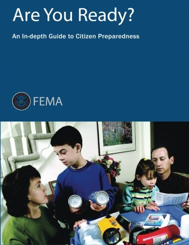 9781482058758: Are You Ready? An In-depth Guide to Citizen Preparedness