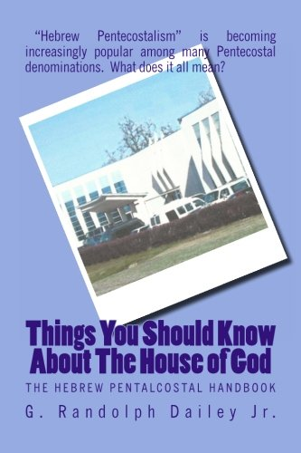 9781482059670: Things You Should Know About The House of God