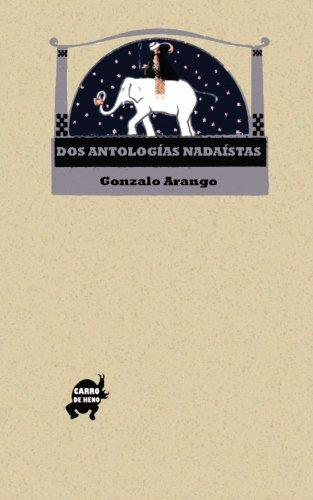 9781482063158: Dos antologías nadaístas: