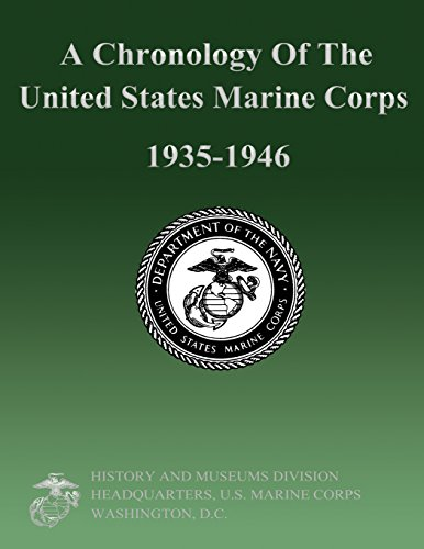 A Chronology of the United States Marine: Tyson, Carolyn A.