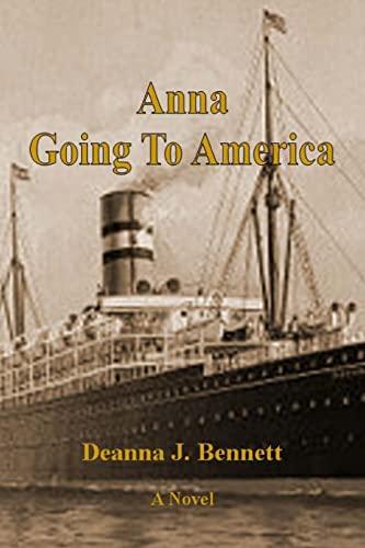 9781482069075: Anna: Going to America (Volume 1)