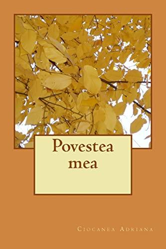9781482082623: Povestea mea (Romanian Edition)