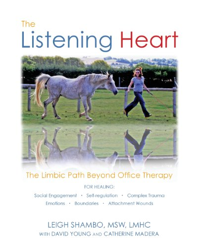 9781482085082: The Listening Heart: The Limbic Path Beyond Office Therapy