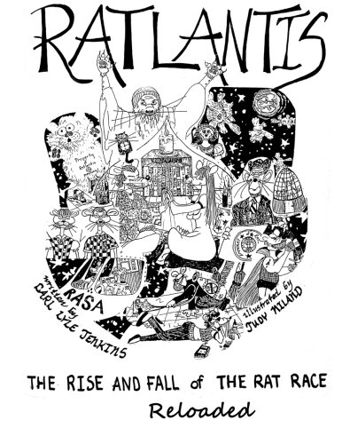 Ratlantis: The Rise and Fall of the: Jenkins, Carl Lyle