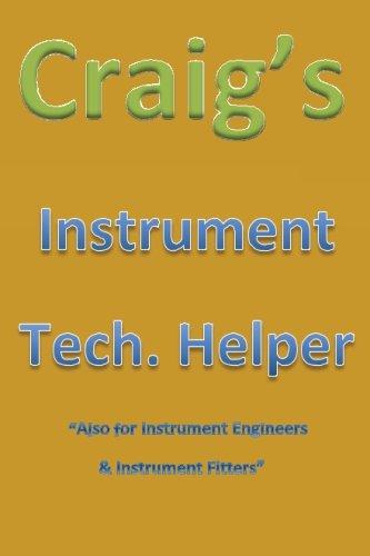 9781482097160: Craig's Instrument Tech. Helper
