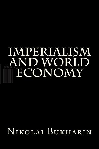 9781482097528: Imperialism And World Economy