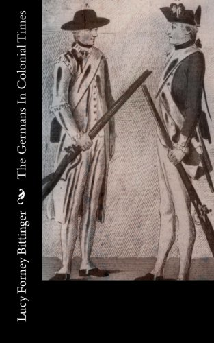 9781482097559: The Germans In Colonial Times