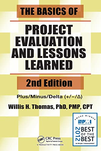 9781482204537: The Basics of Project Evaluation and Lessons Learned (Basic and Clinical Dermatology)