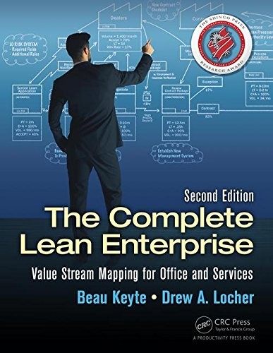 9781482206135: The Complete Lean Enterprise: Value Stream Mapping for Office and Services, Second Edition