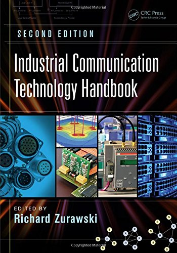 9781482207323: Industrial Communication Technology Handbook, Second Edition (Industrial Information Technology)