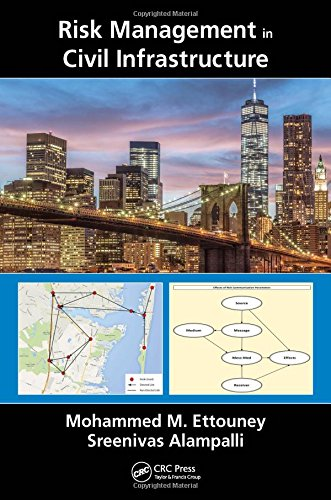 9781482208443: Risk Management in Civil Infrastructure (Civil Infrastructure Health and Sustainability)