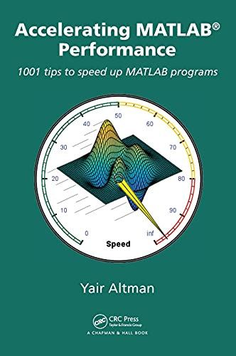 9781482211290: Accelerating MATLAB Performance: 1001 tips to speed up MATLAB programs