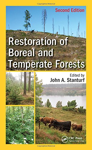 9781482211962: Restoration of Boreal and Temperate Forests (Integrative Studies in Water Management & Land Deve)