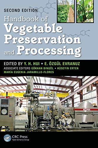 9781482212280: Handbook of Vegetable Preservation and Processing (Food Science and Technology)