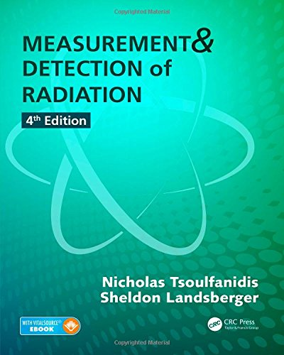 9781482215496: Measurement and Detection of Radiation, Fourth Edition
