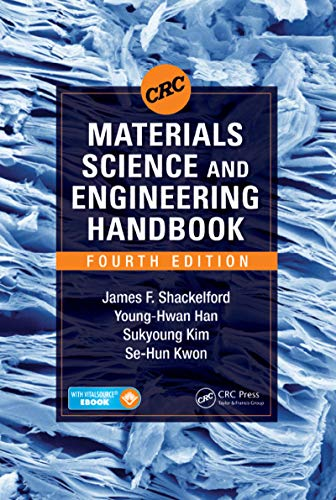 9781482216530: CRC Materials Science and Engineering Handbook, Fourth Edition