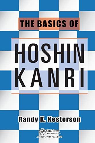The Basics of Hoshin Kanri: Kesterson, Randy K.