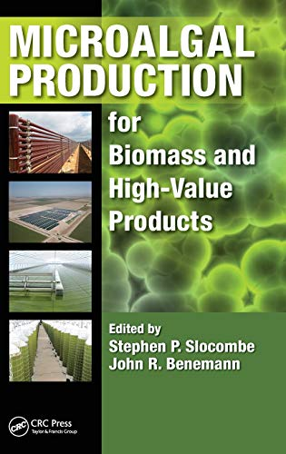 9781482219708: Microalgal Production for Biomass and High-Value Products