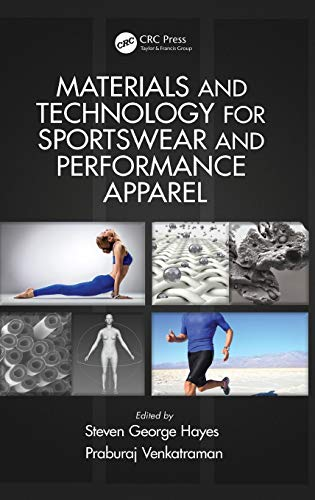 9781482220506: Materials and Technology for Sportswear and Performance Apparel