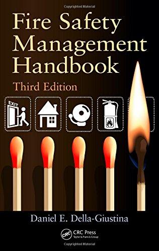 9781482221220: Fire Safety Management Handbook, Third Edition