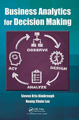9781482221763: Business Analytics for Decision Making