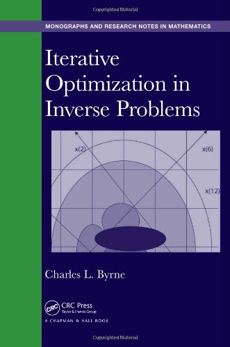 9781482222333: Iterative Optimization in Inverse Problems (Chapman & Hall/CRC Monographs and Research Notes in Mathematics)