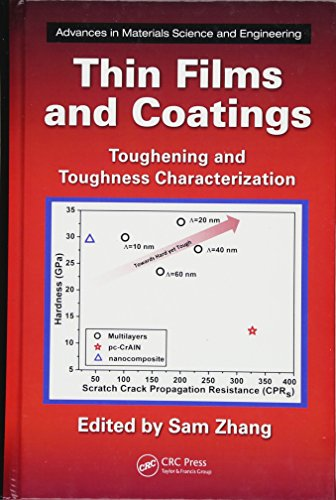 Thin Films and Coatings: Toughening and Toughness Characterization (Advances in Materials Science ...