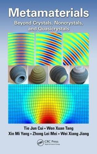 Metamaterials (Hardcover): Tie Jun Cui