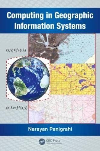 COMPUTING IN GEOGRAPHIC INFORMATION SYSTEMS: PANIGRAHI NARAYAN
