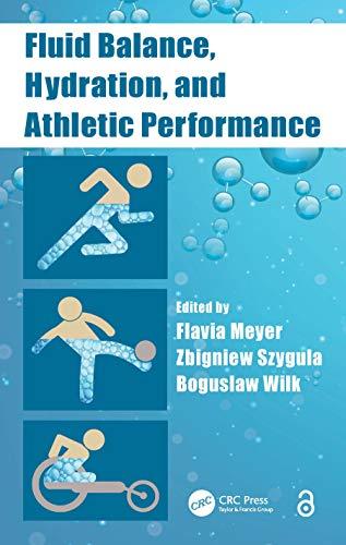 9781482223286: Fluid Balance, Hydration, and Athletic Performance
