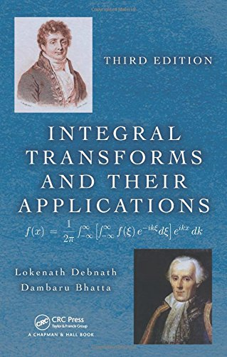 9781482223576: Integral Transforms and Their Applications, Third Edition