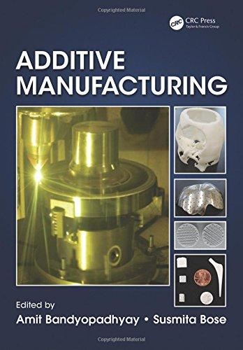 9781482223590: Additive Manufacturing