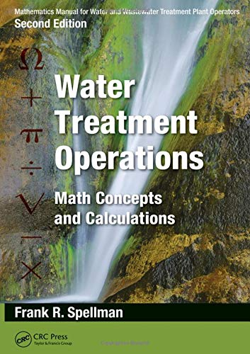 9781482224740: Mathematics Manual for Water and Wastewater Treatment Plant Operators, Second Edition - Three Volume Set