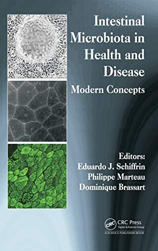9781482226768: Intestinal Microbiota in Health and Disease: Modern Concepts