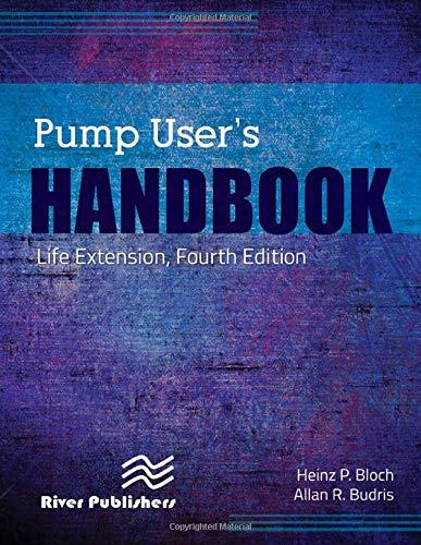 9781482228649: Pump User's Handbook: Life Extension, Fourth Edition