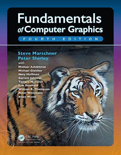 9781482229394: Fundamentals of Computer Graphics, Fourth Edition