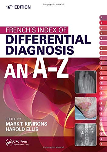 9781482230703: French's Index of Differential Diagnosis An A-Z 16th Edition